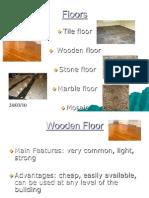 Floors - Doors