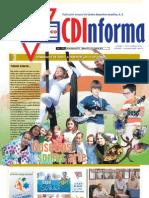 CDInforma, número 2606, 24 de siván de 5773, México D.F. a 2 de junio de 2013