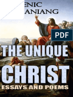 Unique Christ