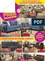 Print - Elgin Furniture Flyer 1