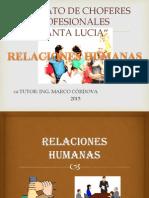 Relaciones Humanas Santa Lucia