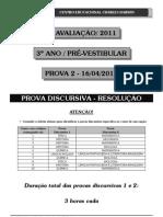 Prova 02 Disc 01