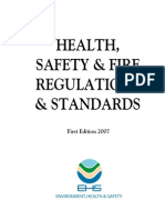 Dubai World Ehs - 2007 Regulations & Standards