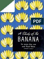 345701 a Study of the Banana[1]