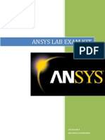 Ansys Lab Procedure and viva q's