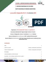 Programma Xviii Raduno Nazionale Di Ciclismo b1c55967003