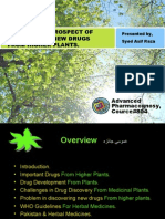 Advanced pharmacognosy
