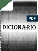 Dicionario Italiano