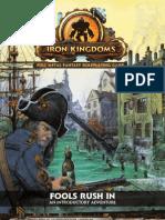 IKRPG Scenario Fools Rush In