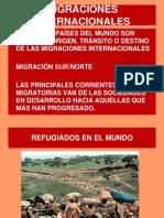 Migraciones Chile y Mundo