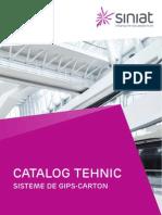 Catalog Tehnic
