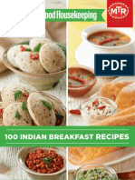 Mtr 100 Indian Breakfast Recipes