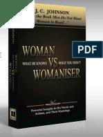 Woman Vs Womaniser