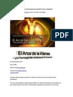 EL ARCA DE LA ALIANZA.docx