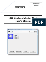 ICC Modbus Master Tool User's Manual