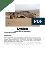 Reisebericht Libyen