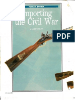 Importing the Civil War