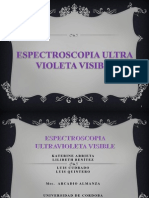 Espectroscopia Uv-Vis Exposicion Lili,Kate,Guille y Luifer