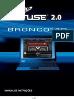 FenderFUSE 2.x (Bronco) Rev-B Portuguese