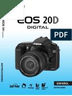 Manual Eos 20d Es