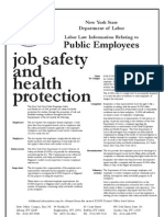 New York State - Job Safety