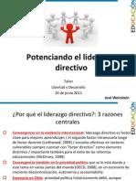 Potenciando-liderazgo-directivo