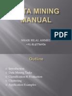 Bilal Ahmed Shaik Data Mining