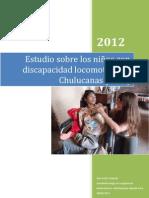 Diangostico Niños con dispacidad en Chulucanas
