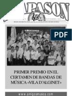 Revista Diapasón Nº 18 (noviembre 2005)
