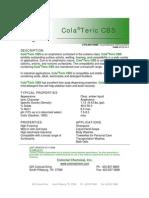 ColaTeric CBS
