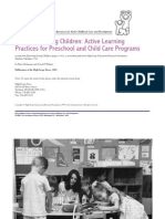 Active Learning for Preschoolers-3