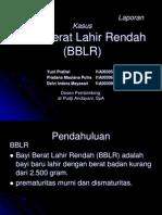 Slide BBLR