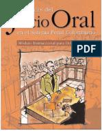 Tecnicas Del Proceso Oral en El Sistema Penal