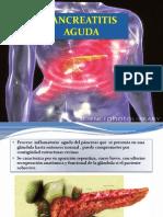 Pancreatitis Aguda Trabajo de Administracion de Salud