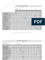 Pavimentacion - Cronograma Valorizado Modificado