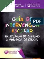 Guía de Intervención Escolar