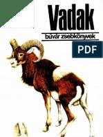 Vadak - Búvár zsebkönyvek