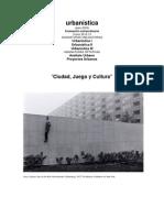Evaluacion Extraordinaria Urbanistica I, II, III, Analisis Urbano y Proyectos Urbanos