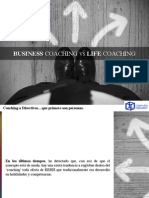 Coaching a Directivos…que primero son personas. Business Coaching vs Life Coaching.