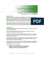 ColaTeric ISA-35