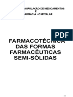 09 Farmacotecnica Semi Solidos 2011