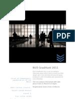 GradHunt Info