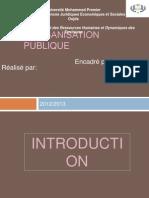 l'Organisation Publique