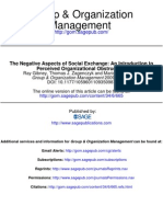 1_Negative Aspects of Social Exchange_VALIDATION_UNIDIMEN