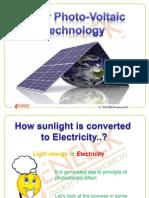 4. Solar Photo-Voltaic Technology-1