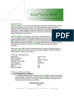 ColaTeric MSC