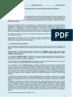Paradigmas y Enfoques de La Investigacion