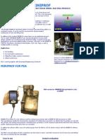 MINIPROFWheel and Rail Measurement