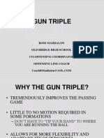 Gun Triple Presentation