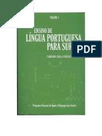 ensino de língua portuguesa para surdos vol 1